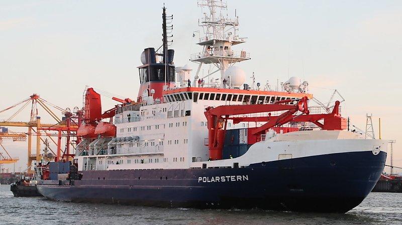 Environnement: revenue de l'Arctique, une expédition inédite pousse un cri d'alarme