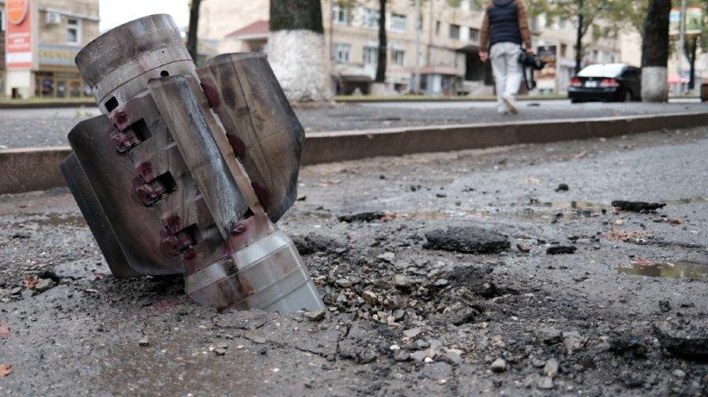 Arménie-Azerbaïdjan: violations du cessez-le-feu dénoncées