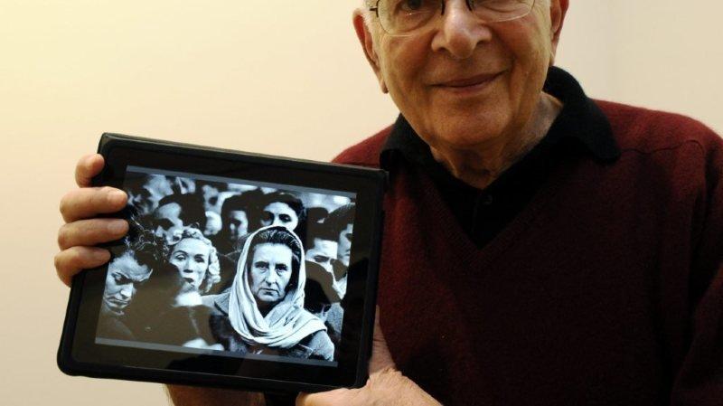 Le photographe Frank Horvat avait acheté son premier appareil photo à Lugano (archives).
