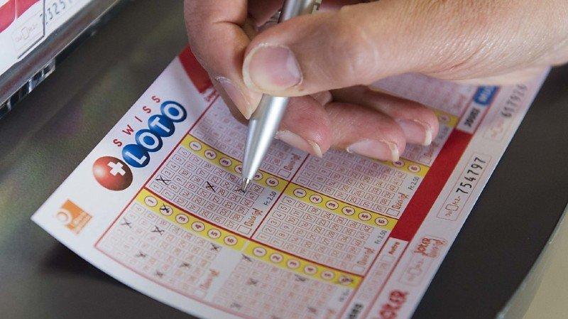 Loterie: le pays compte un nouveau millionnaire grâce au Swiss Loto