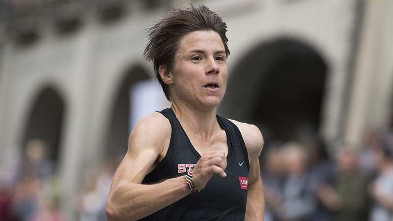 Athlétisme: la Suissesse Maja Neuenschwander arrête la compétition