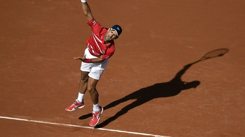 Tennis – Roland-Garros: Djokovic gagne encore et égale Federer