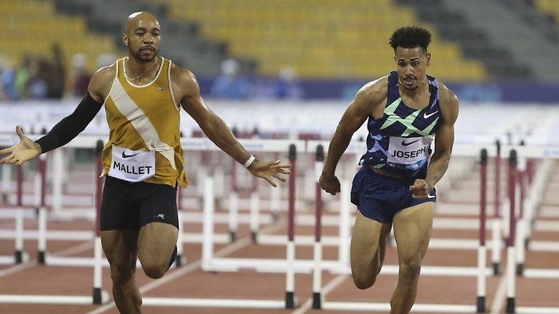 Athlétisme – Doha: un 2e rang flatteur pour Jason Joseph