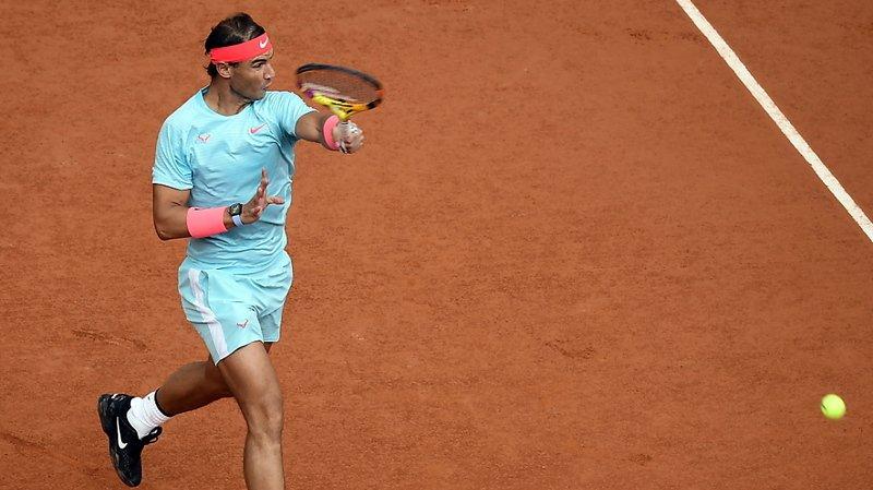 Nadal à un succès d'un 13e titre à Roland-Garros — Tennis
