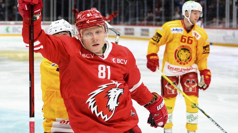 Hockey – National League: bon début de saison pour Lausanne et Fribourg