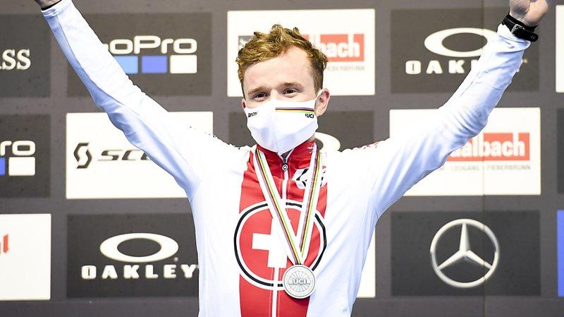 Cyclisme – Mondiaux de VTT: Mathias Flückiger remporte la médaille d'argent