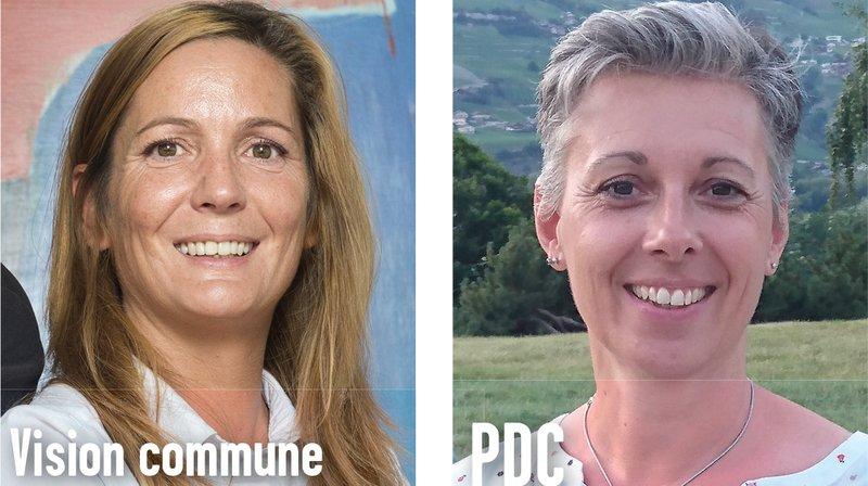 Chalais: deux femmes en lice pour la présidence