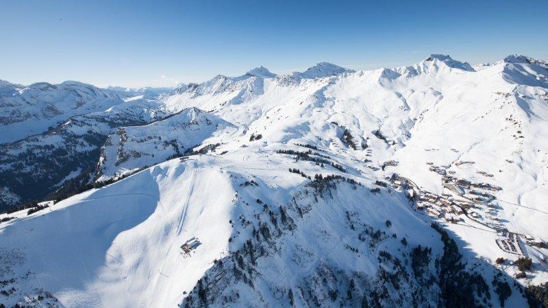 Le plan directeur permet d'avoir une vision stratégique sur l'ensemble du domaine skiable des Portes du Soleil.