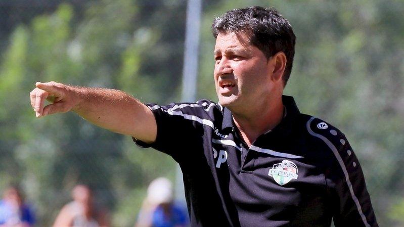 Football: Filippo Petrella et le FC Printse Nendaz sont irrésistibles depuis le début de saison