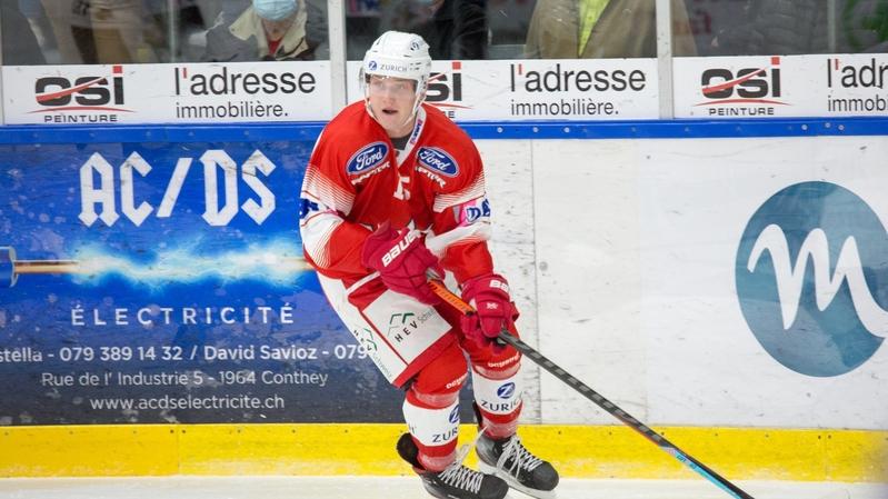 Hockey: pour le HCV Martigny, la troisième tentative a été la bonne