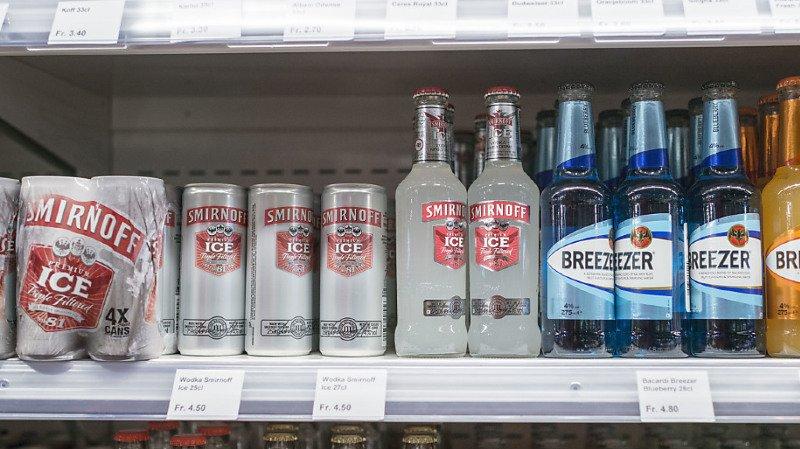 Prévention: un mineur sur cinq peut toujours se procurer de l'alcool