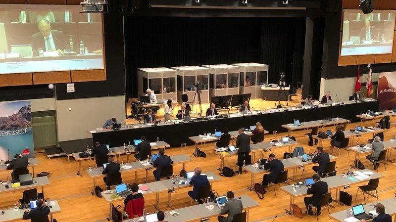 En 2021, le district de Martigny va gagner un siège de député