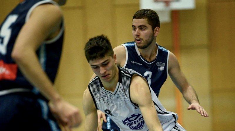 Sion Basket veut corriger ses erreurs de néopromu