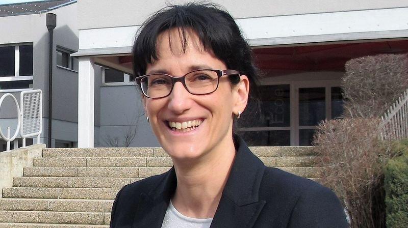 Communales 2020: la présidente de Martigny Anne-Laure Couchepin Vouilloz à la barre