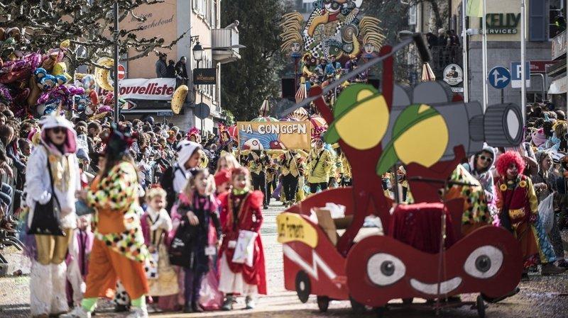 Plein d'espoir, le Carnaval de Monthey n'annule pas encore son édition 2021
