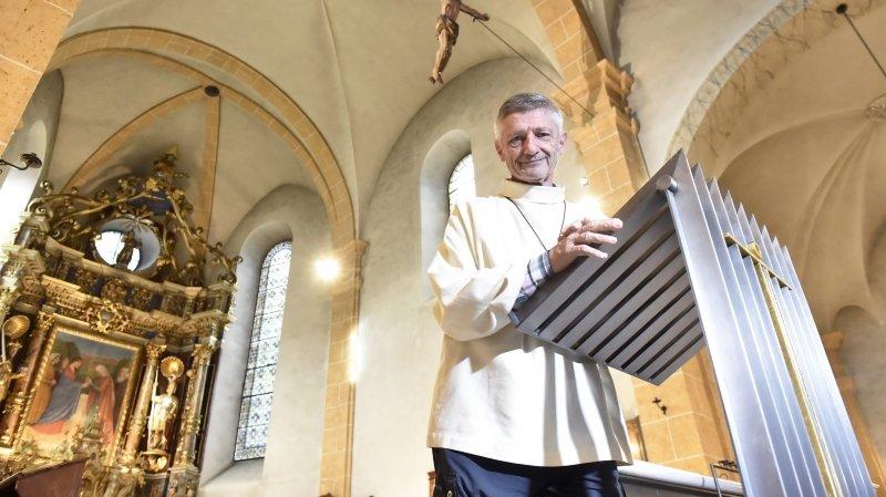 Coronavirus: la paroisse de Martigny propose des messes à domicile