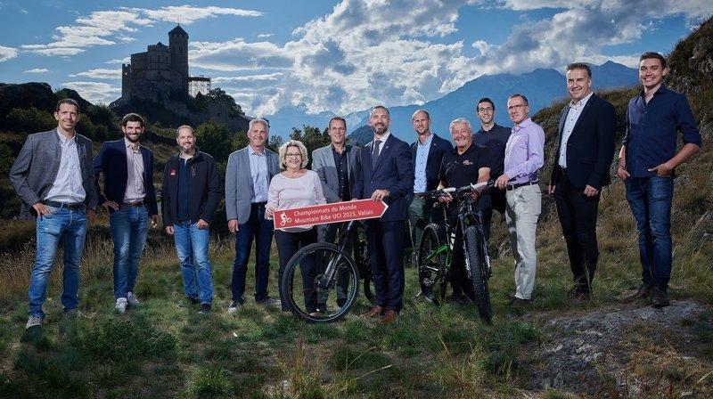 VTT: les Mondiaux se dérouleront en Valais en 2025