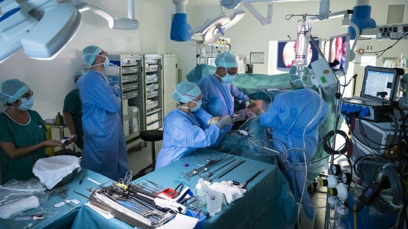 En suisse, une initiative populaire veut introduire le consentement présumé pour les donneurs d'organes. (illustration)