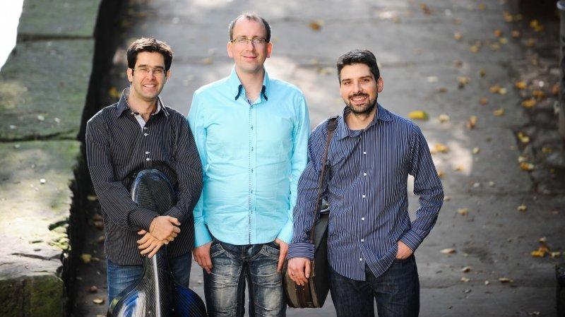 20 ans d'amitié pour le Trio Nota Bene en concert chez Gianadda