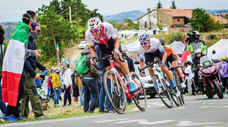 Cyclisme: Simon Pellaud a été retenu par son équipe pour disputer le Giro