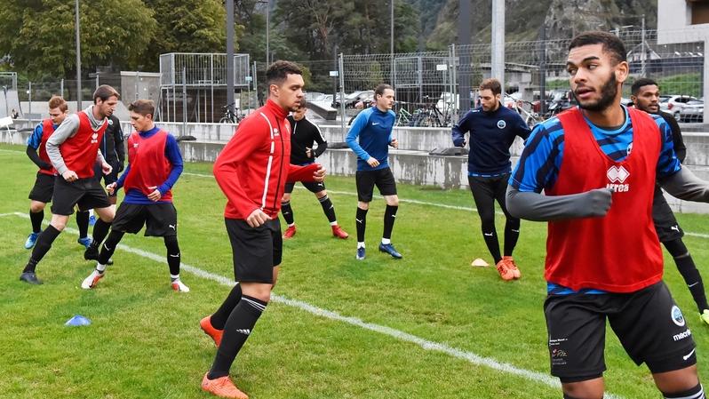 Football: à peine parti, Oscar Martins est déjà de retour au sein du FC Port-Valais