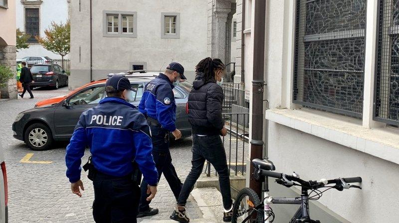 Martigny: près de treize ans de prison pour le tueur au couteau