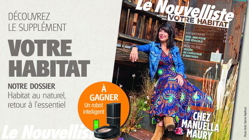 """Le magazine """"Votre Habitat"""" en lecture gratuite, c'est par ici!"""
