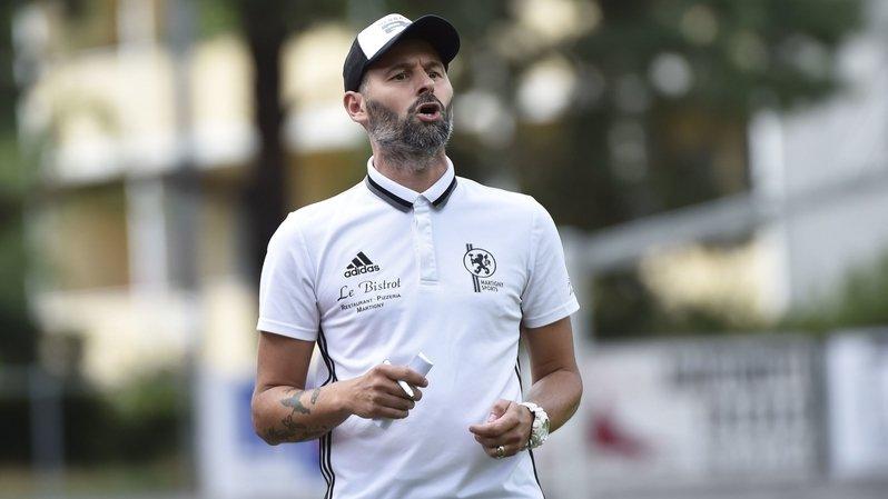 Ugo Raczynski quitte le Martigny-Sports qu'il entraînait pour la sixième saison de rang.
