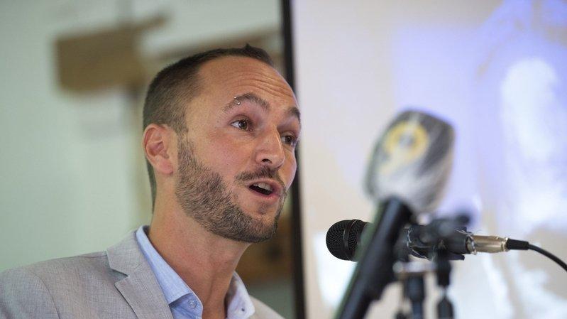 Conseil d'Etat : le Parti Socialiste plébiscite Mathias Reynard