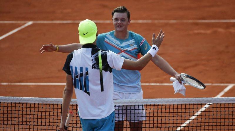 Tennis: les titres, chez les juniors, n'offrent aucune garantie