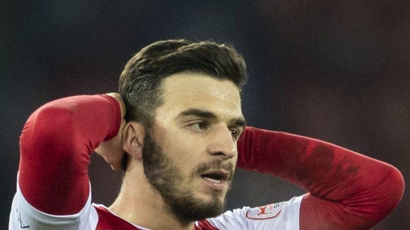 Football: Bastien Toma voit rouge avec le KRC Genk