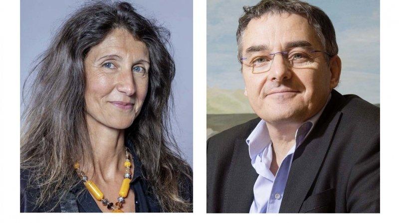 Vétroz: un duel à la présidence entre Olivier Cottagnoud et Lydia Moix-Kluser