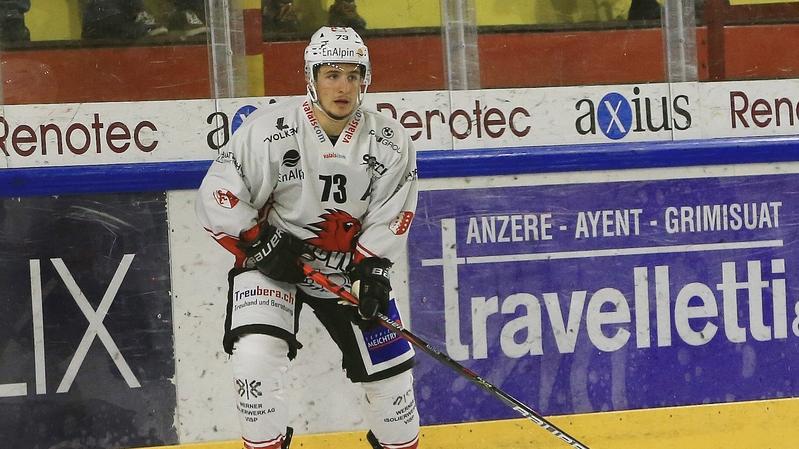 Hockey: Viège battu en toute fin de match à Olten