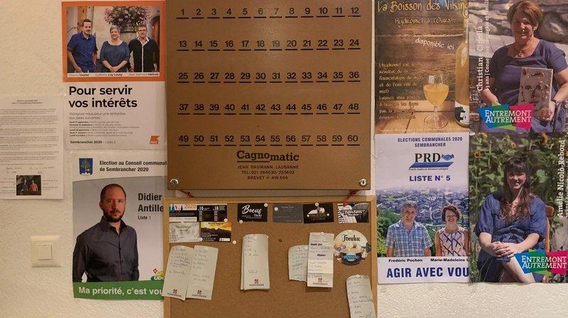 Communales 2020: oui, d'accord. Mais dans les bistrots, à Sembrancher, ils disent quoi, les gens?