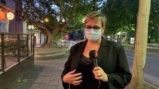 Communales 2020: à Sion, la réaction de la Verte Marylène Volpi
