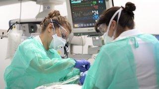 Coronavirus et hôpitaux valaisans: le risque de saturation existe, les solutions aussi