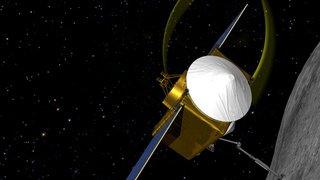 Espace: la sonde Osiris-Rex est entrée en contact avec l'astéroïde Bennu