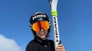 La skieuse valaisanne Camille Rast va effectuer son grand retour en Coupe du monde samedi