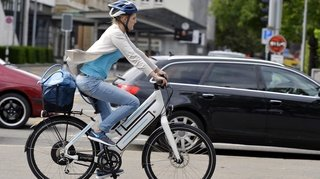 Vélos électriques: toujours plus d'accidents graves