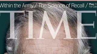 Election présidentielle: le «Time» magazine change son logo de Une, un fait historique