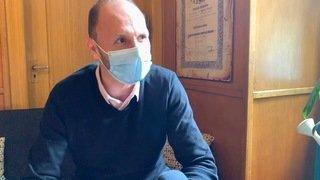 Communales 2020: à Vouvry, la réaction de Cédric Vuadens (PLR)