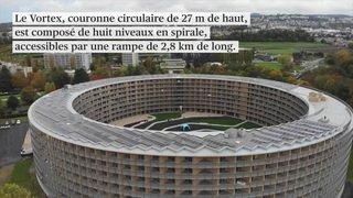 Inauguration: le Vortex devient officiellement une cité universitaire à Lausanne