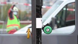 Une collision entre un tram et un camion fait 14 blessés à Zurich