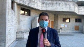 Communales 2020: à Hérémence, la réaction de Grégory Logean