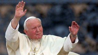 Vol d'une relique de Jean Paul II dans une église en Ombrie (Italie)