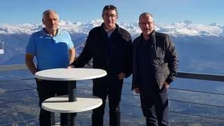 Communales 2020 – Résultats: à Ayent, Christophe Beney du PDC cartonne
