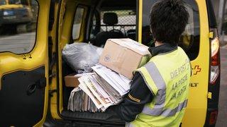Les services postaux suisses champions du monde pour la quatrième année consécutive