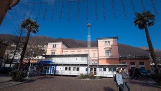 Eboulement près de Locarno: les trains circulent à nouveau