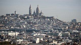Bruit important entendu à Paris: c'est un avion de chasse qui a franchi le mur du son