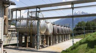 Brigue: la Société suisse des explosifs réalise un chiffre d'affaires de 62 millions au premier semestre